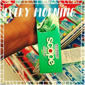 Photo of Crest Tartar Protection Toothpaste uploaded by belinda c.