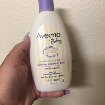 Aveeno Baby Calming Comfort Bath uploaded by Valentina M.