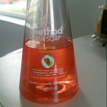 Method Dish Soap Clementine uploaded by Pallavi K.