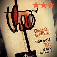 Theo Chocolate Sea Salt 70% Dark (12x3 OZ) uploaded by Erica B.