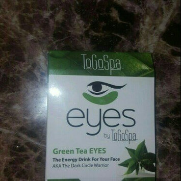 Photo of ToGoSpa Green Tea - Rejuvenating Eye Pads 3 piece uploaded by Nakhia P.