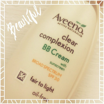 Aveeno Clear Complexion BB Cream uploaded by Zee L.