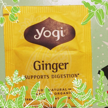 Photo of Yogi Tea Ginger Tea uploaded by Olga A.
