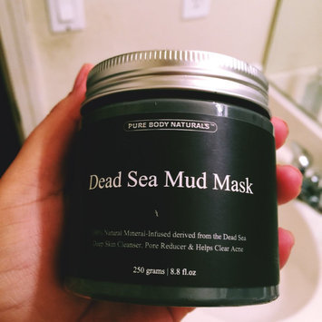 Pure Body Naturals Dead Sea Mud Mask uploaded by Betty O.