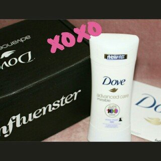 Photo of Dove Advanced Care Invisible Antiperspirant Sheer Fresh uploaded by Joy H.