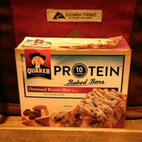 Quaker® Protein Baked Bars Oatmeal Raisin Nut uploaded by Kimberly S.