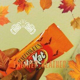 Kit Kat Orange and Cream uploaded by swati s.