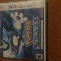 Pokémon: Alpha Sapphire (Nintendo 3DS) uploaded by Stacy P.