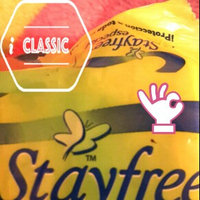 Stayfree® Super Long Classic Pads 22 ct Pack uploaded by Lisbeth S.