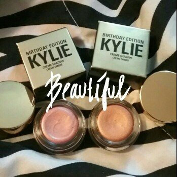 Kylie Cosmetics Birthday Edition Copper Creme Shadow uploaded by Jacky D.