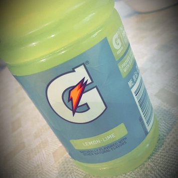 Gatorade Thirst Quencher Lemon-Lime Sports Drink uploaded by Maddy B.