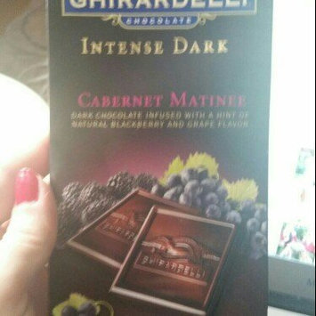 Photo of Ghirardelli Intense Dark Cabernet Matinee Bar uploaded by Anna R.