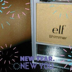 e.l.f. Essential Shimmer with Brush - Gold uploaded by Virginia L.