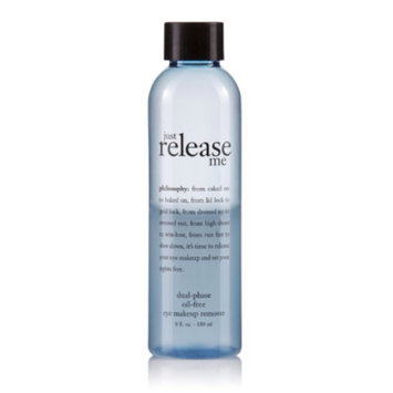 Philosophy Just Release Me Dual-Phase Oil-Free Eye Makeup Remover uploaded by Anna G.