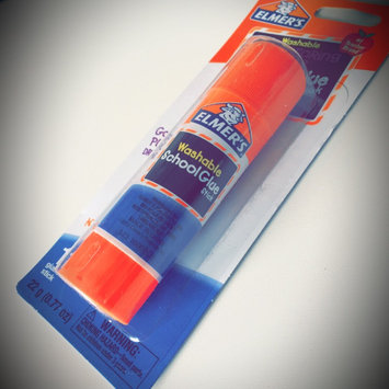 Photo of Elmer's Washable School Glue Stick Disappearing Purple uploaded by Amina R.