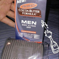 Palmer's Cocoa Butter Formula with Vitamin E Men Body & Face Bar uploaded by Rachel V.
