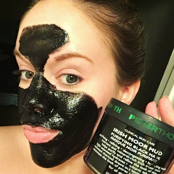 Peter Thomas Roth Irish Moor Mud Purifying Black Mask 5 oz uploaded by Amie W.