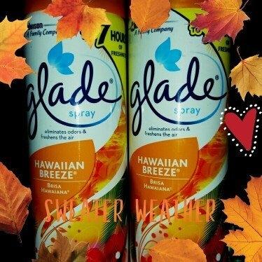 Glade Hawaiian Breeze Room Spray uploaded by Maria S.