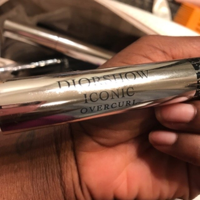 Dior Diorshow Iconic Overcurl Mascara uploaded by Lashonda H.