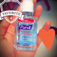 PURELL Advanced Hand Sanitizer Refreshing Gel 2 Oz Pump Bottle, For hands on the go uploaded by Andrea B.