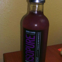 tures Best Nature's Best - Isopure Zero Carb RTD Grape Frost - 12 Bottles uploaded by Elle Z.