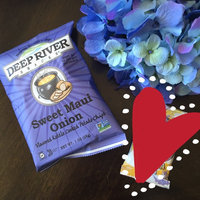Deep River Snacks Sweet Maui Onion Kettle Chips uploaded by Vanna L.