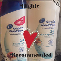 Head & Shoulders 2 in 1 Dandruff Shampoo + Conditioner with Almond Oil uploaded by Samantha R.