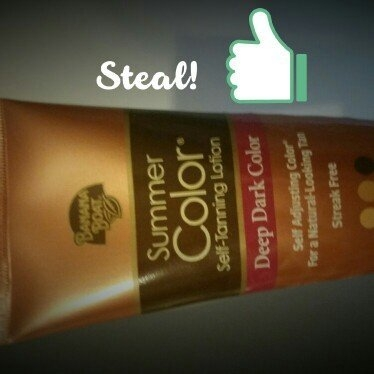 Banana Boat® Summer Color® Deep Dark Color Self-Tanning Lotion 6 fl. oz. Tube uploaded by Sonni W.