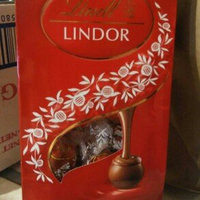 Lindt Lindor Milk Chocolate Truffle uploaded by Sam R.