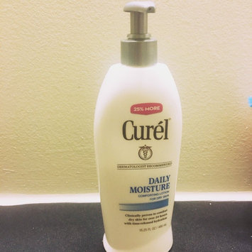 Photo of Curel Daily Moisture Dry Skin Original Lotion uploaded by Pit P.