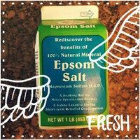 Epsom Salt 16 Oz uploaded by Greilimar G.