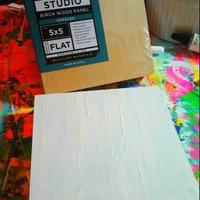 Blick Studio Artists' Wood Panels uploaded by Carrie J.