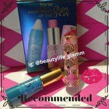 tarte Lip Scrub 0.10 oz uploaded by ana r.