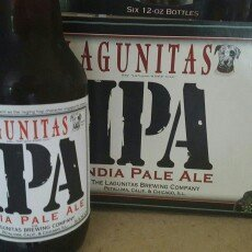 Lagunitas IPA India Pale Ale - 6 CT uploaded by Sara S.