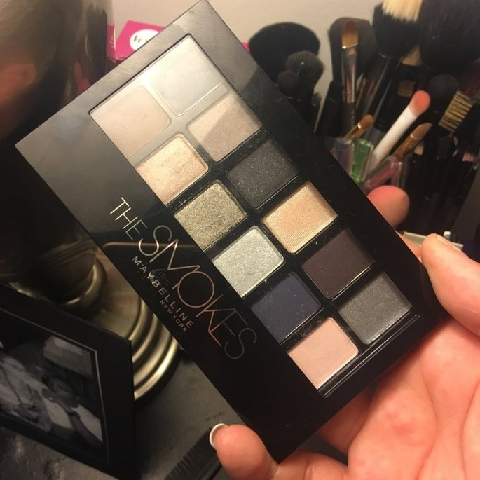 Maybelline New York The Smokes Eye Shadow Palette uploaded by Aerin M.