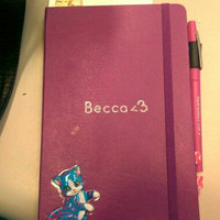 Moleskine Notebooks uploaded by Rebecca T.