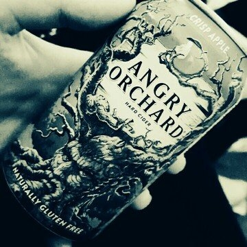 Angry Orchard Cider  uploaded by Ashley S.