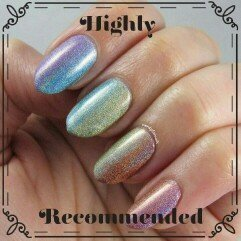 Color Club Halo Hues 2015 Collection 1097 Fingers Crossed Nail Polish uploaded by Erin B.