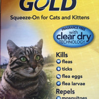 Sergeant's Gold Cat Squeeze-On Pest Control - Cats 5 lbs. and Over uploaded by Ann C.