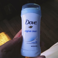 Dove® Original Clean Antiperspirant & Deodorant uploaded by Sandrini S.