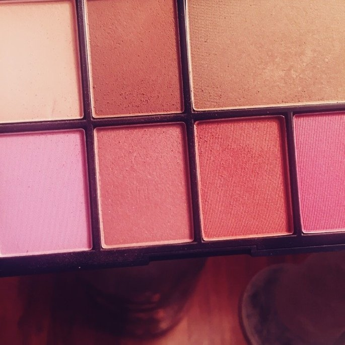 NARS NARSissist Cheek Studio Palette uploaded by Donna A.