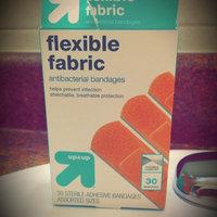 Assorted Sizes Flexible Fabric Bandages 30 ct - up & up™ uploaded by Ashley M.