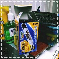 BIC Great Erase(R) Bold Dry Erase Marker (Chisel, Black) [PK/12]. Model: BICDEC11BK uploaded by Angela P.