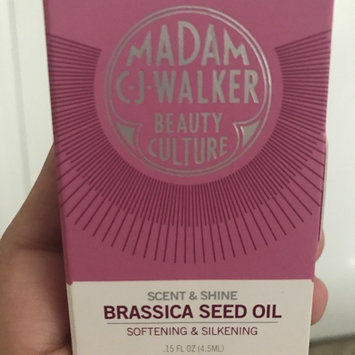 Photo of Madam C.J. Walker Beauty Culture Brassica Seed & Shea Oils Silkening Blow Out Crème uploaded by Adriana L.