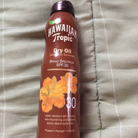 Hawaiian Tropic® Dry Oil Clear Spray SPF 30 Sunscreen uploaded by Darlene O.