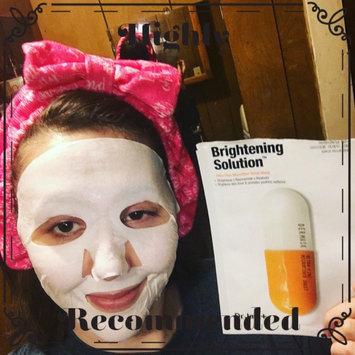 Dr. Jart+ Brightening Solution(TM) Ultra-Fine Microfiber Sheet Mask 1 Mask uploaded by Jenny N.