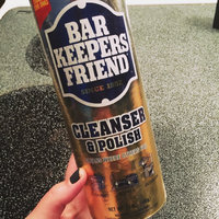 Bar Keepers Friend Cleanser & Polish uploaded by Cierra F.