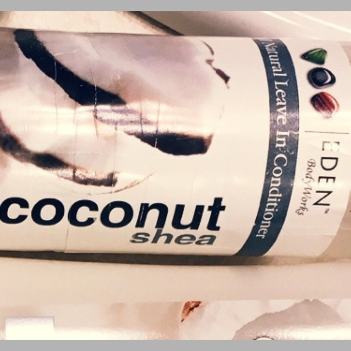 EDEN BodyWorks Coconut Shea All Natural Leave In Conditioner uploaded by Kk M.