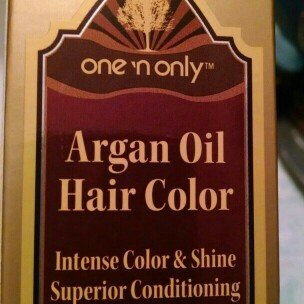 Photo of One 'N Only Argan Oil Hair Color 2N Black uploaded by Denise W.