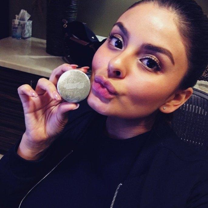 La Mer The Lip Balm, Breast Cancer Awareness uploaded by Maria Fernanda T.
